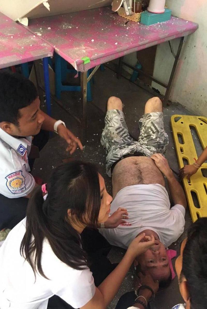 Deutscher Tourist überlebt auf Phuket den Sprung aus dem neunten Stockwerk