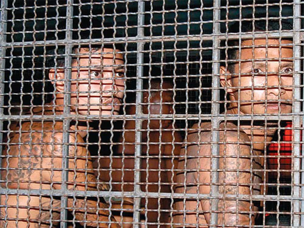 Bang Kwang Gefängnis in Bangkok auf der Liste der gefährlichsten Gefängnisse der Welt