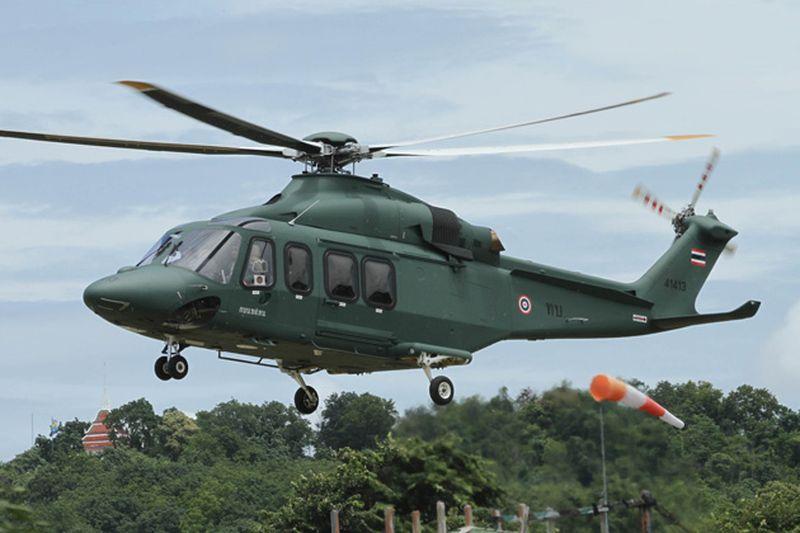 Die thailändische Armee bezahlte fast das Dreifache für den gleichen Hubschrauber Typ der von King Power verwendet wurde