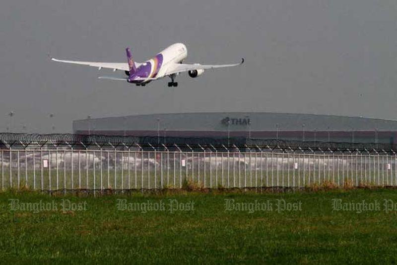 THAI Airways fliegt in Länder mit hoher Impfrate
